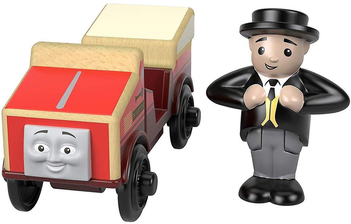 Thomas and Friends houten auto Winston