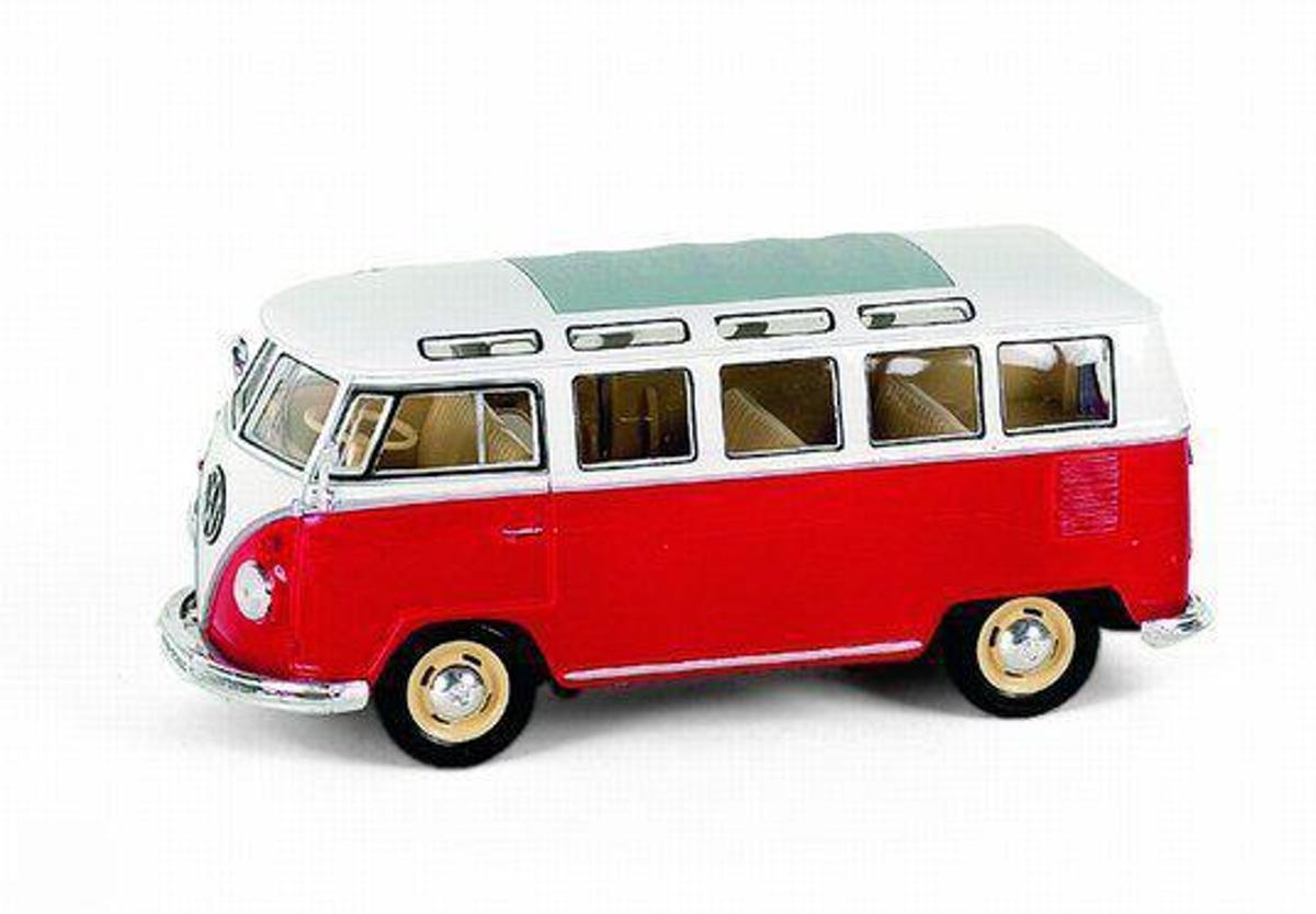 Welly Vw Bus 62er