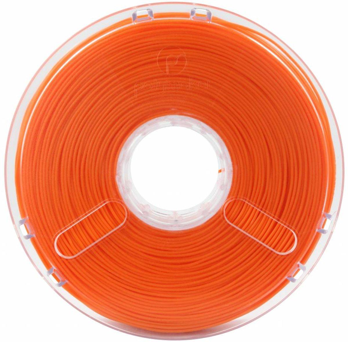 Polymaker Filament voor 3D-printer PolyMax PLA Jam Free Technology 2.85 mm 0.75 kg - True Orange