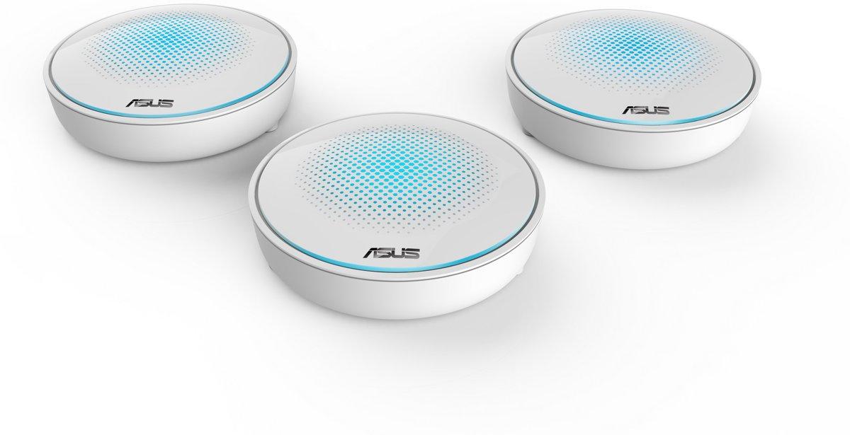 Asus MAP-AC2200 Lyra Mesh wifi router - 3 pack kopen