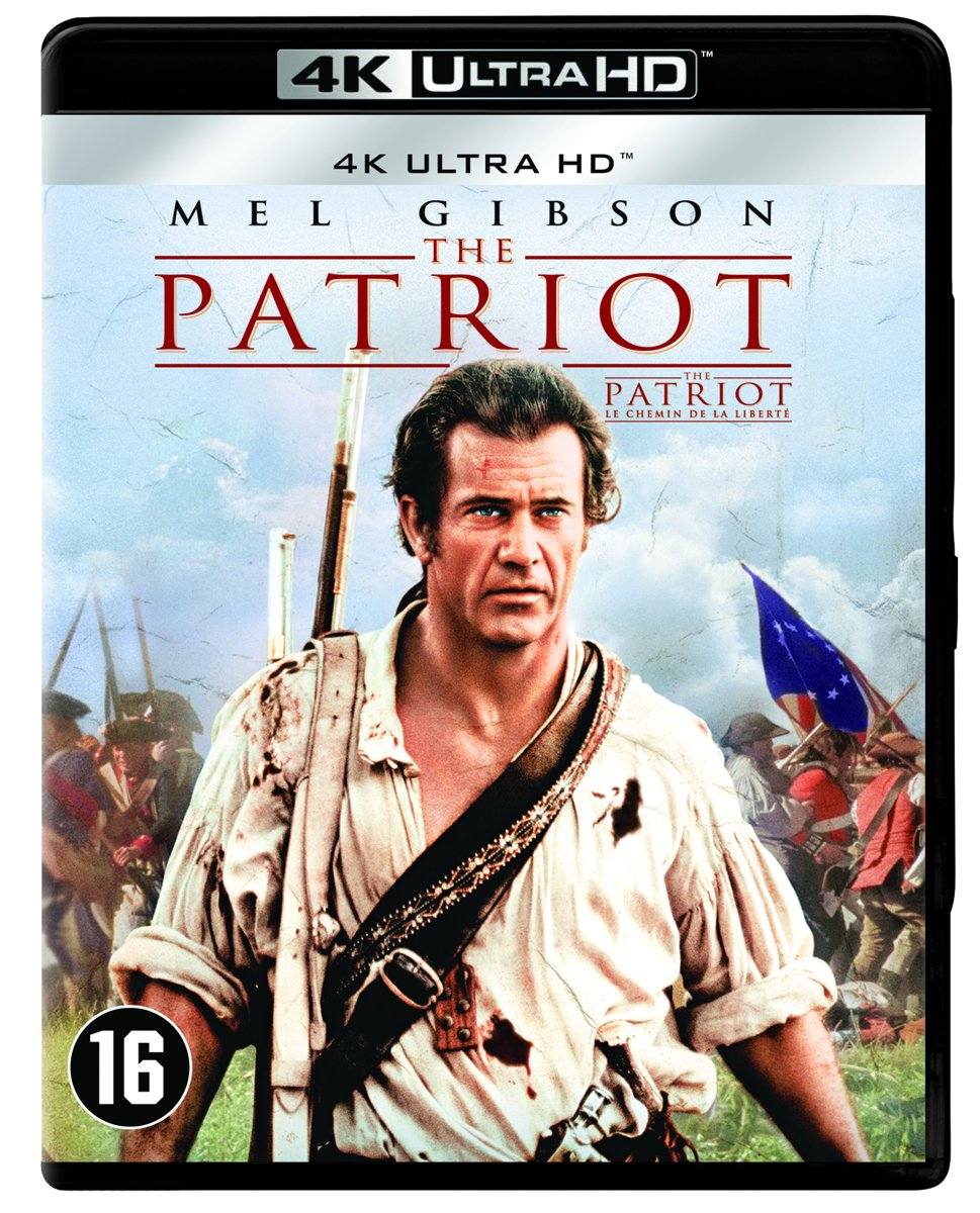 The Patriot (2000) (4K Ultra HD Blu-ray)-