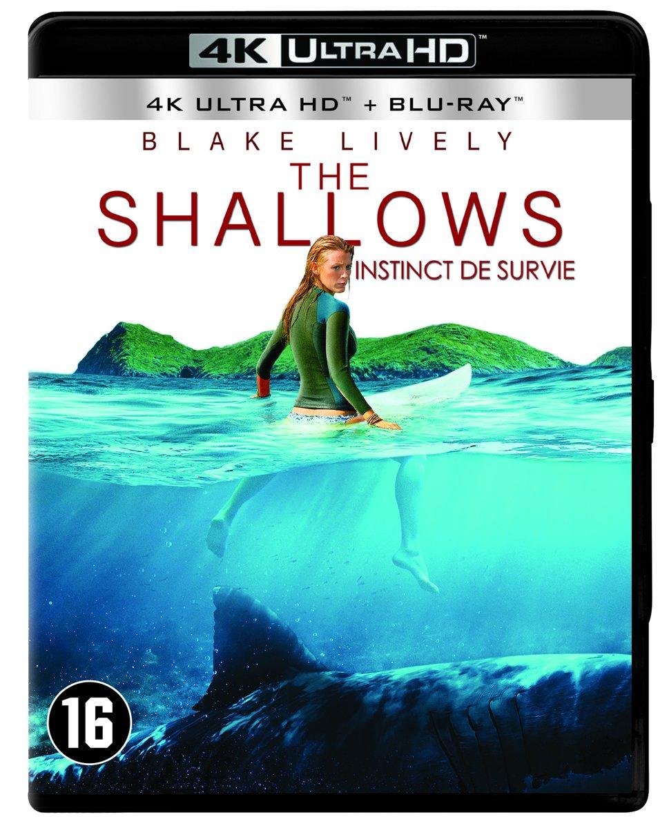 SHALLOWS, THE (UHD)-