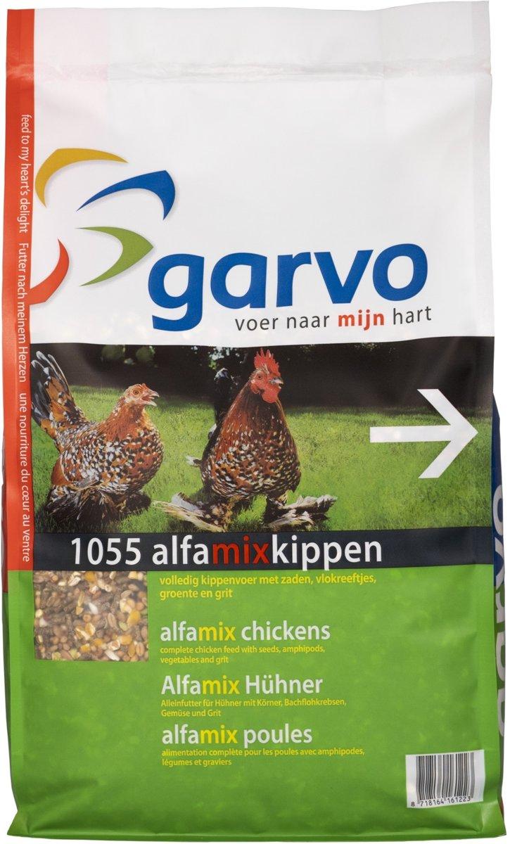 Garvo Alfamix Kippenvoer - 4 kg