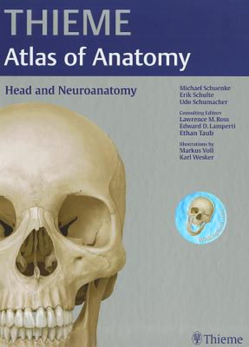 bol.com   Head and Neuroanatomy (Thieme Atlas of Anatomy ...