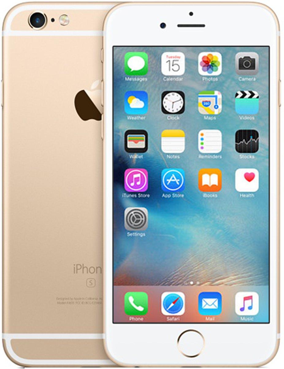 Apple iPhone 6s Plus refurbished door Renewd - 128GB - Goud kopen