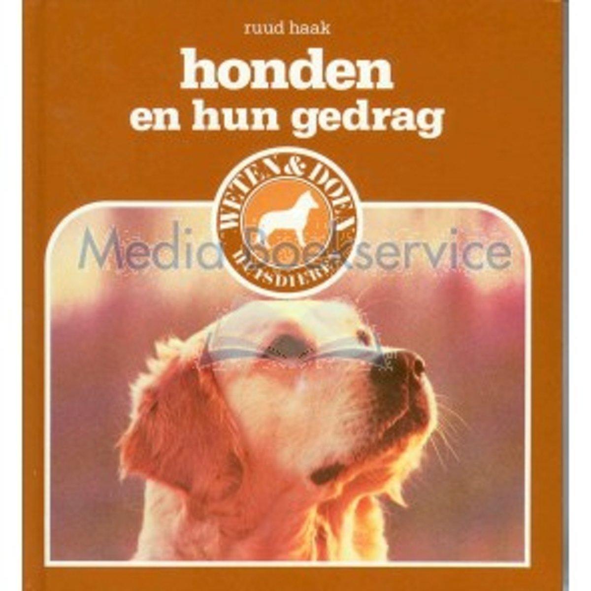 Bolcom Honden En Hun Gedrag Haak 9789062483785 Boeken