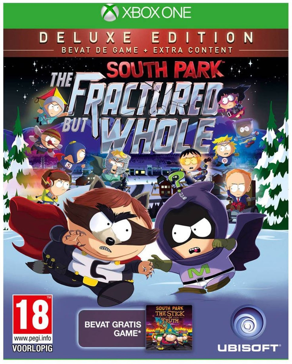 South Park: The Fractured But Whole - Deluxe Edition Xbox One
