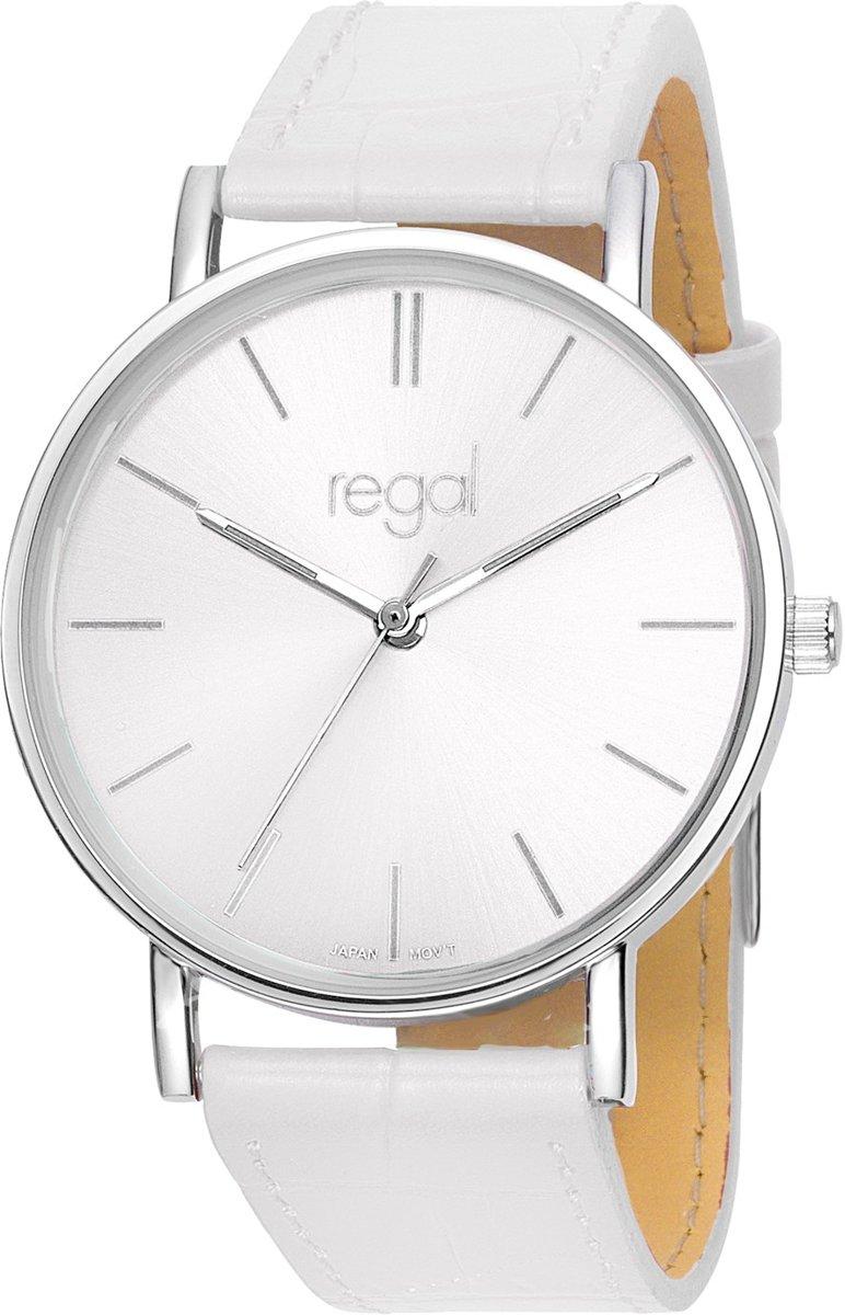 Regal Slimline R16280-19 - Horloge - Wit kopen