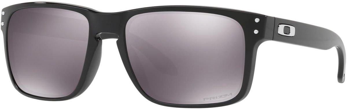 Oakley Holbrook Polished Black Zonnebril 0OO9102 9102E1 57 - Zwart kopen