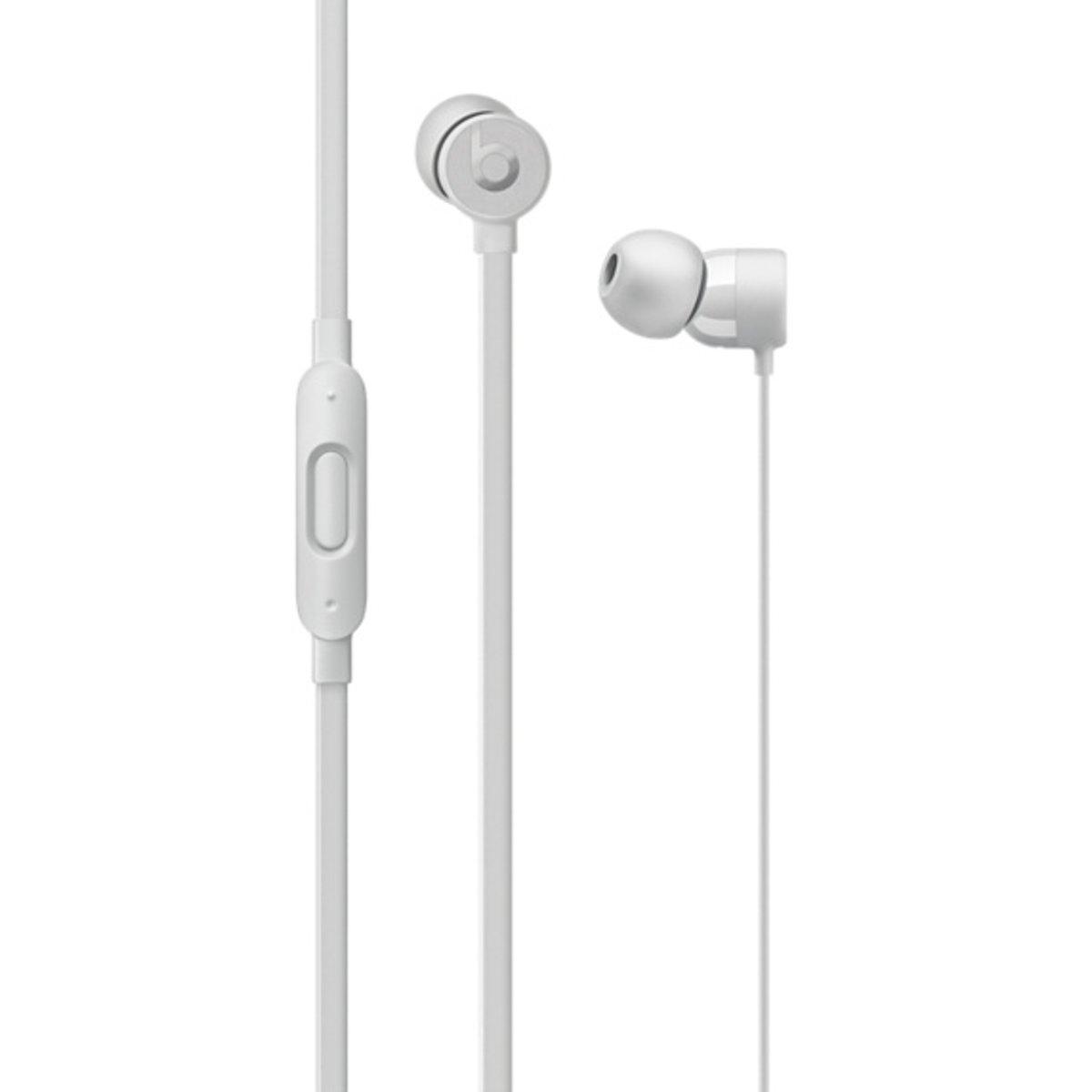 Apple urBeats3 mobiele hoofdtelefoon Stereofonisch In-ear Zilver kopen