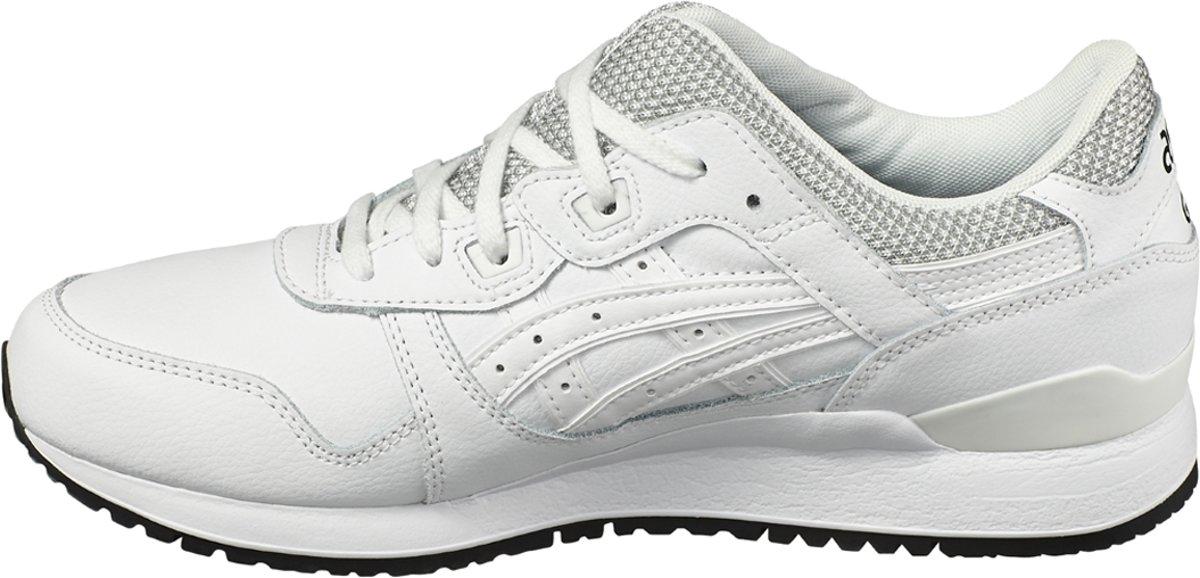 Gel Asics Lyte Iii Hl701-0101, Hommes, Blanc, Chaussures De Sport Taille 47 Eu