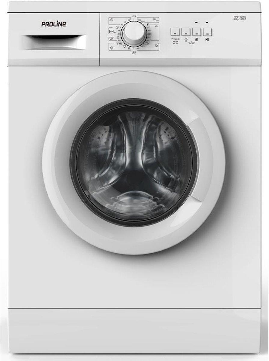 Proline FP6100WE - Wasmachine