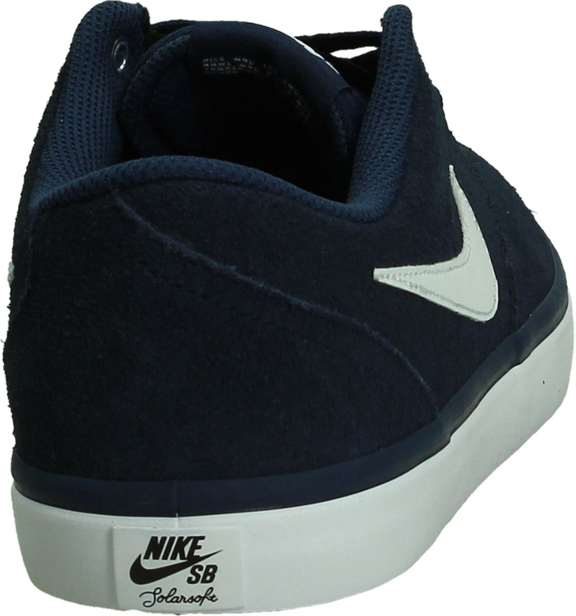 competitive price 584af 24198 bol.com  Nike - Sb Check Solar - Sneaker laag sportief - Heren - Maat 43 -  Blauw - 400.