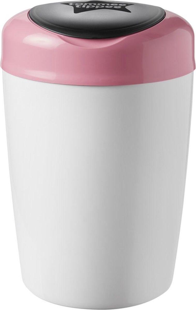 Tommee Tippee - Simplee Sangenic luieremmer - roze kopen