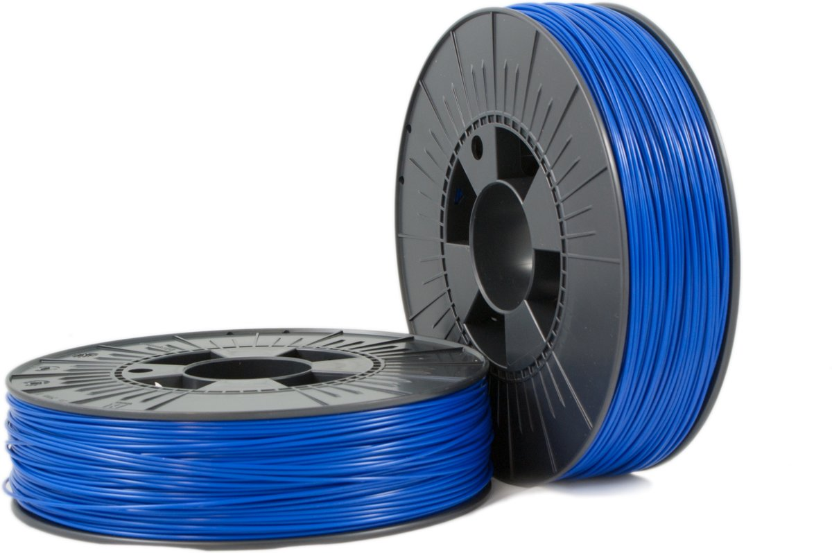 ABS-X 1,75mm dark blue ca. RAL 5002 0,75kg - 3D Filament Supplies