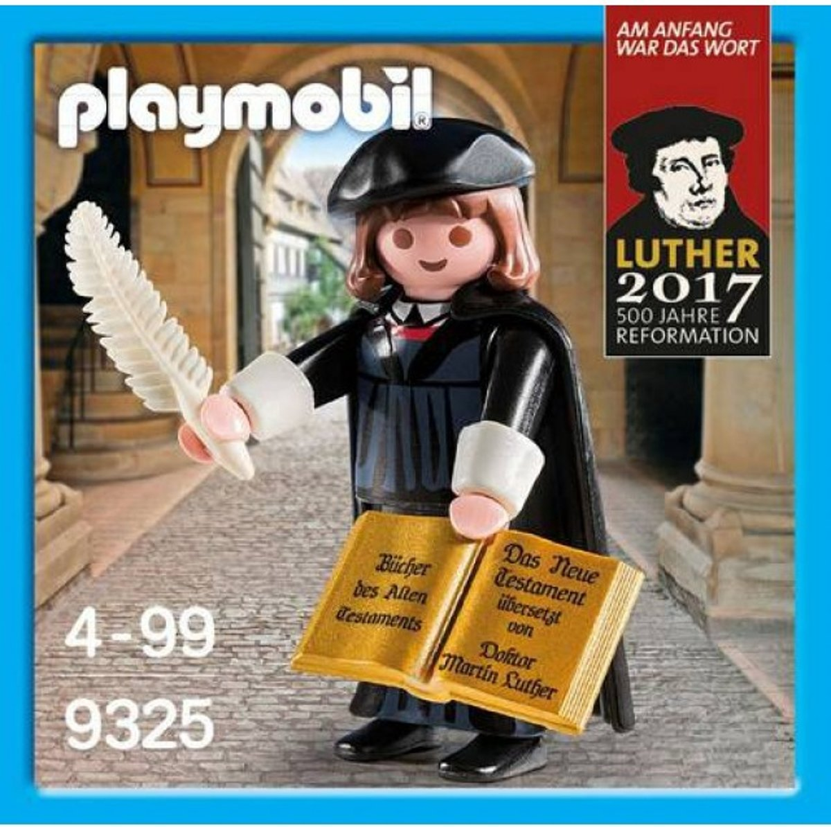 Playmobil 9325 Luther