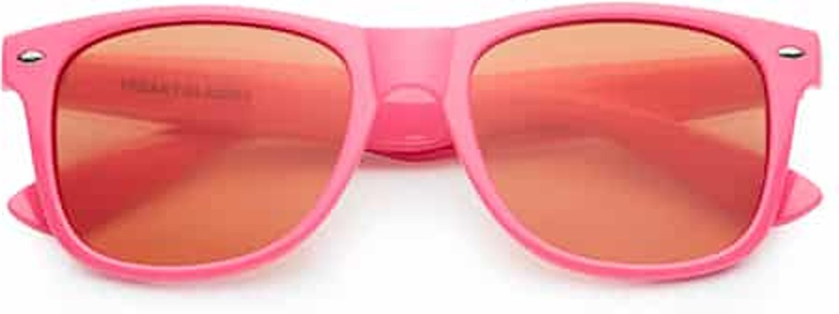 Deluxe spacebril amber | roze kopen