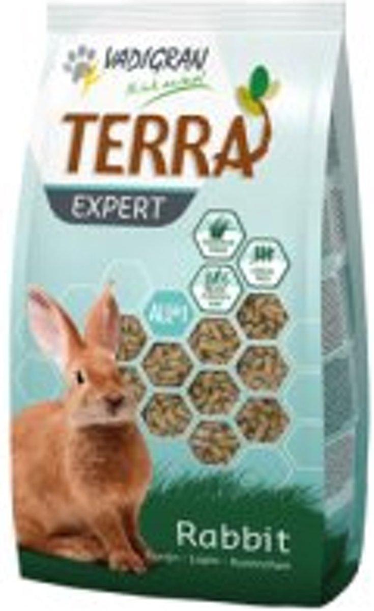 Vadigran Terra Expert All in One - Konijn - Volledig voer - 375 gr