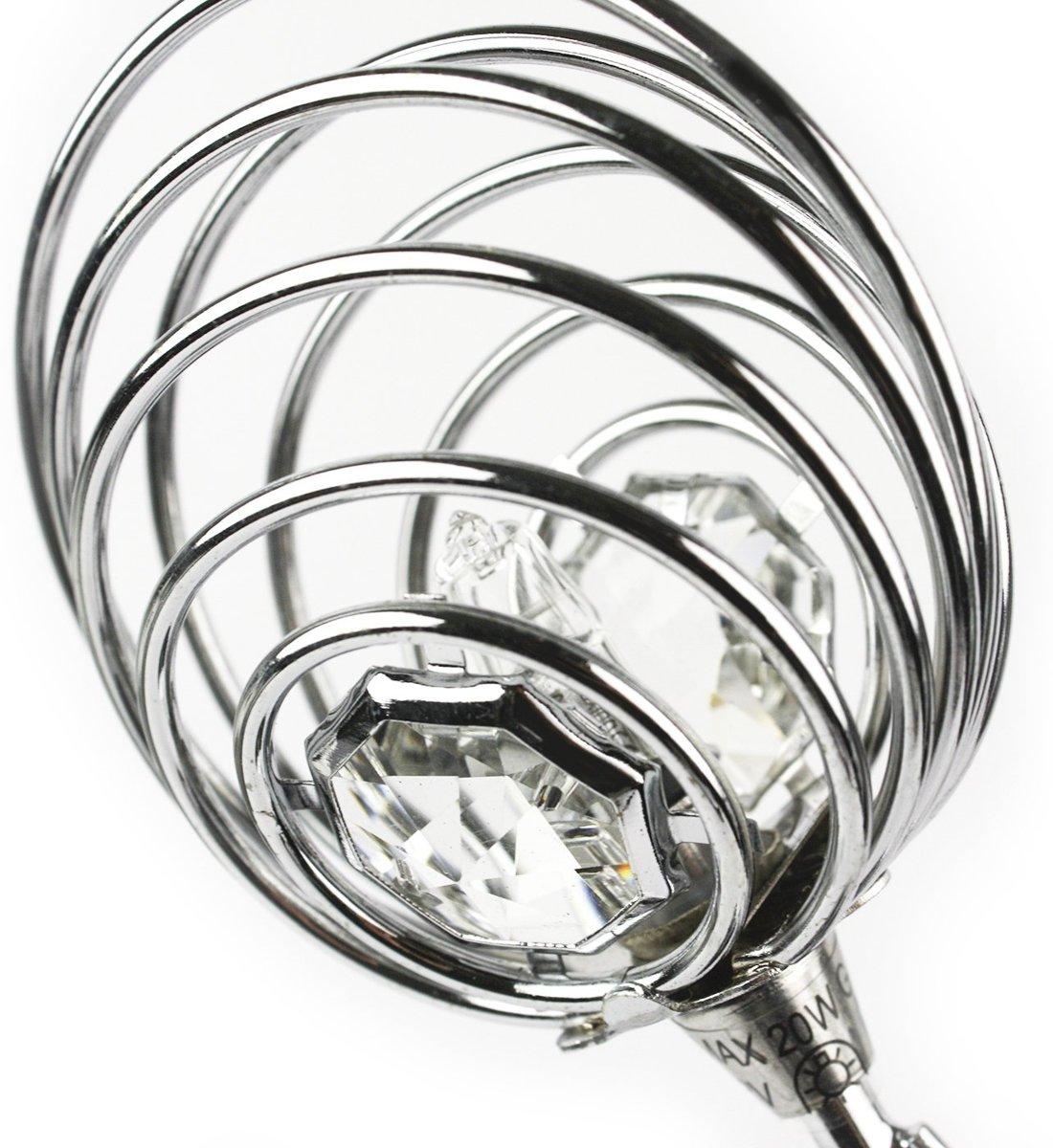 Baseline Tafellamp Victoria 2 Lichts G4 Incl. MetaalAcrylaat