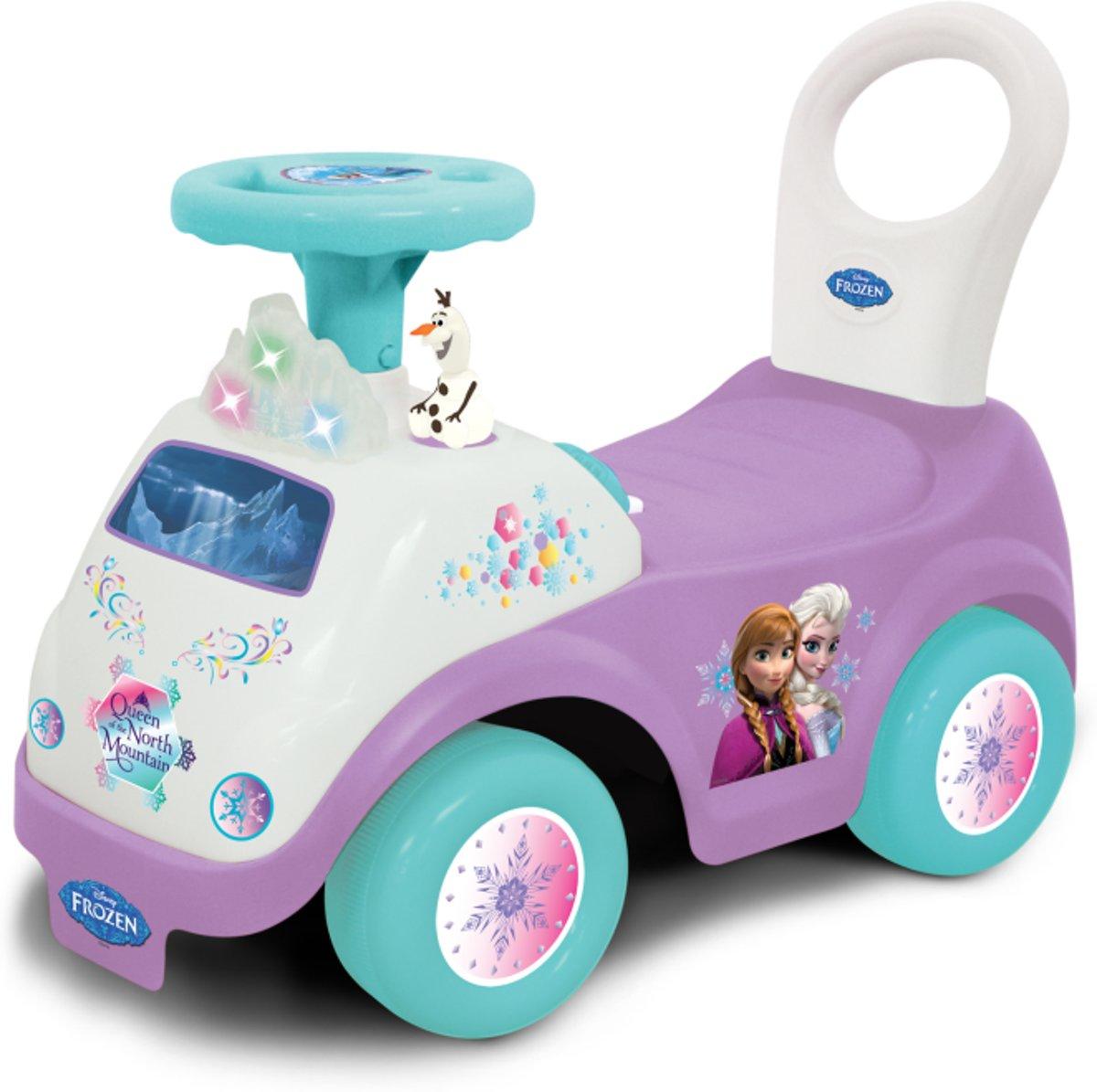 Loopwagen Kiddieland Mijn Eerste Frozen