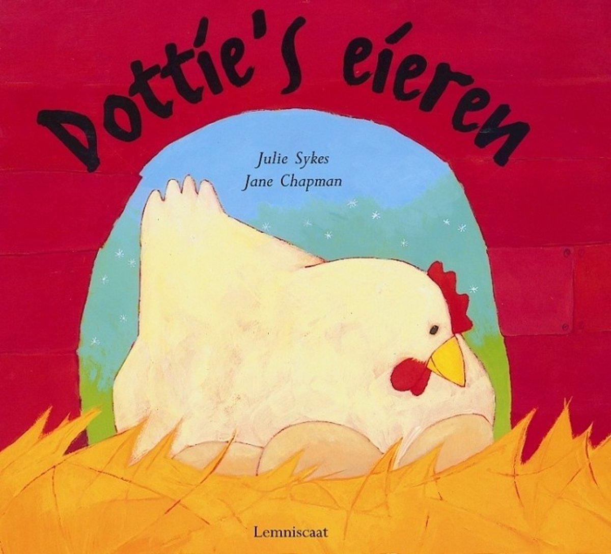 bol.com | Dottie's eieren, Julie Sykes | 9789056370633 | Boeken