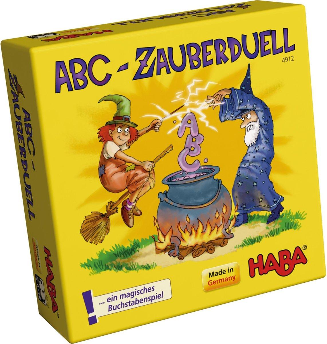 Haba reisspel ABC-Zauberduell (DU) kopen