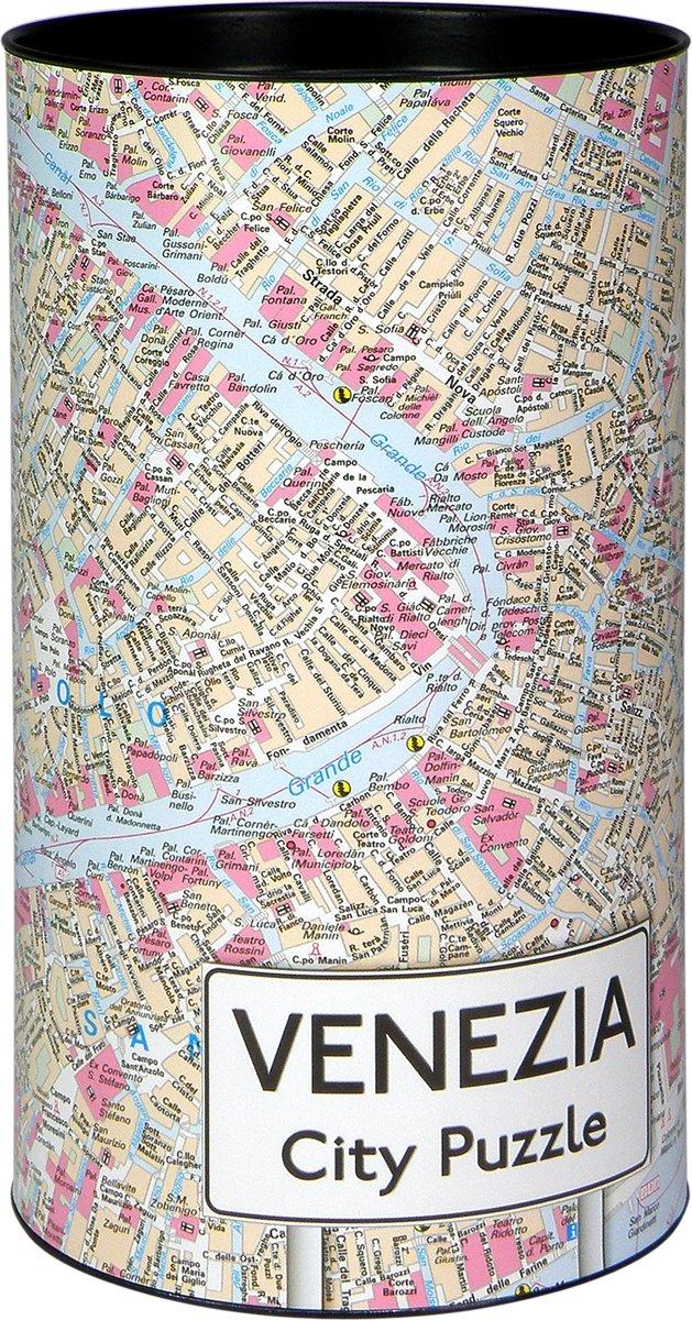 City Puzzle Venezia - Puzzel - 500 puzzelstukjes
