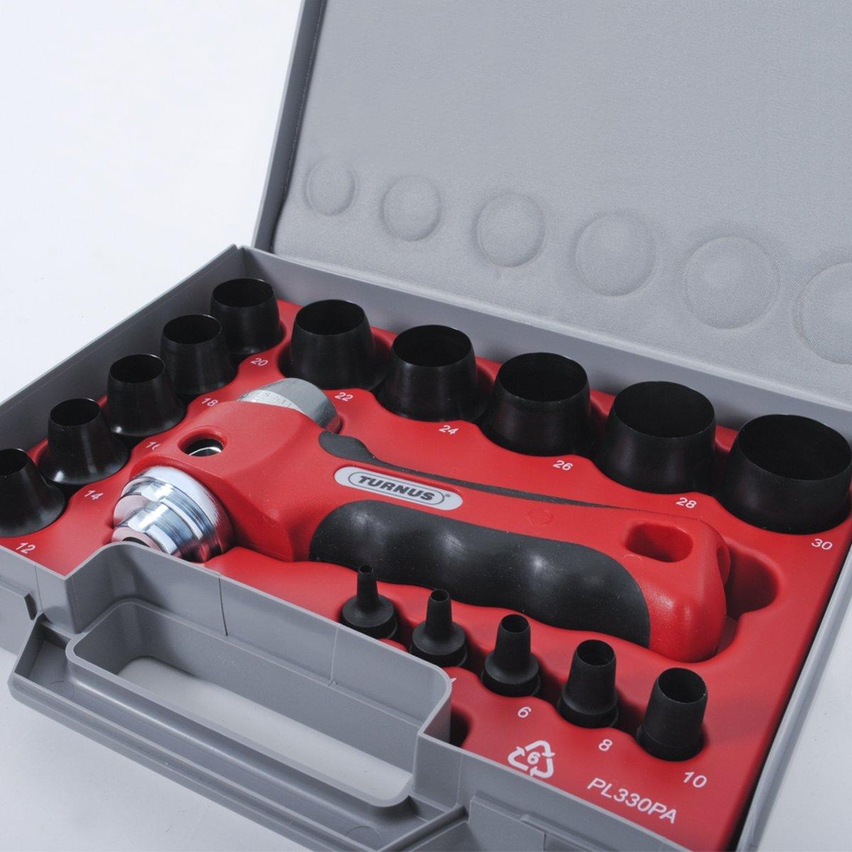 Holpijpset Turnus 326-330 3-30mm 15dlg kopen