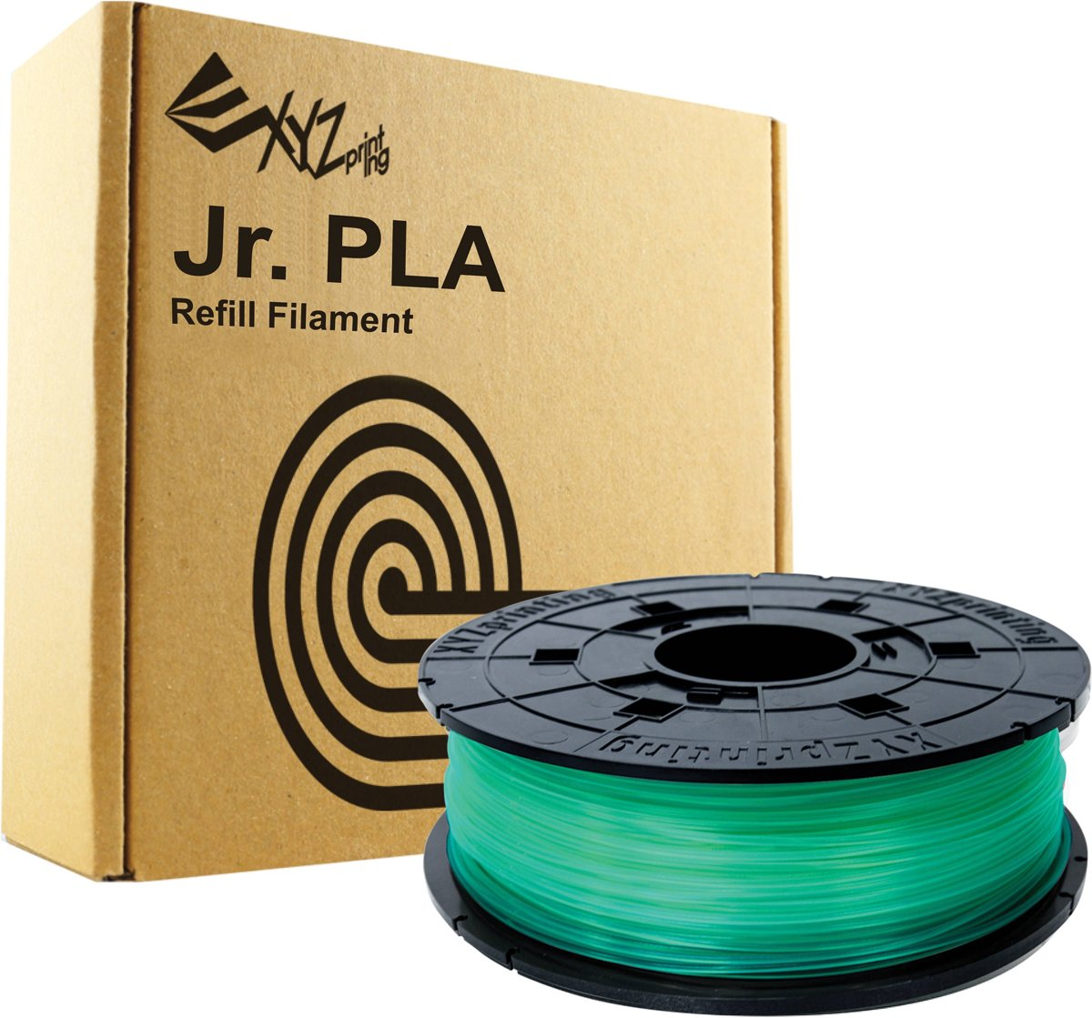 XYZprinting RFPLCXEU05E Polymelkzuur Blauw 600g 3D-printmateriaal