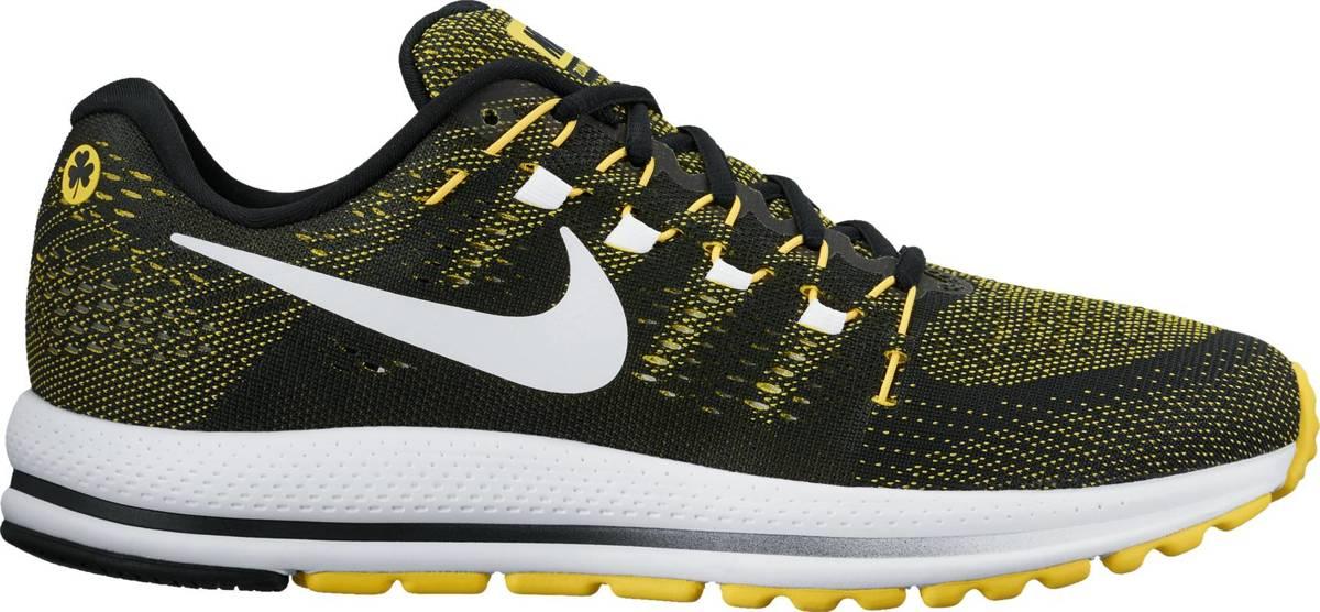 Nike Air Zoom Vomero 12 Boston Hardloopschoenen Mannen 883280 007 Maat 45,5 Zwart