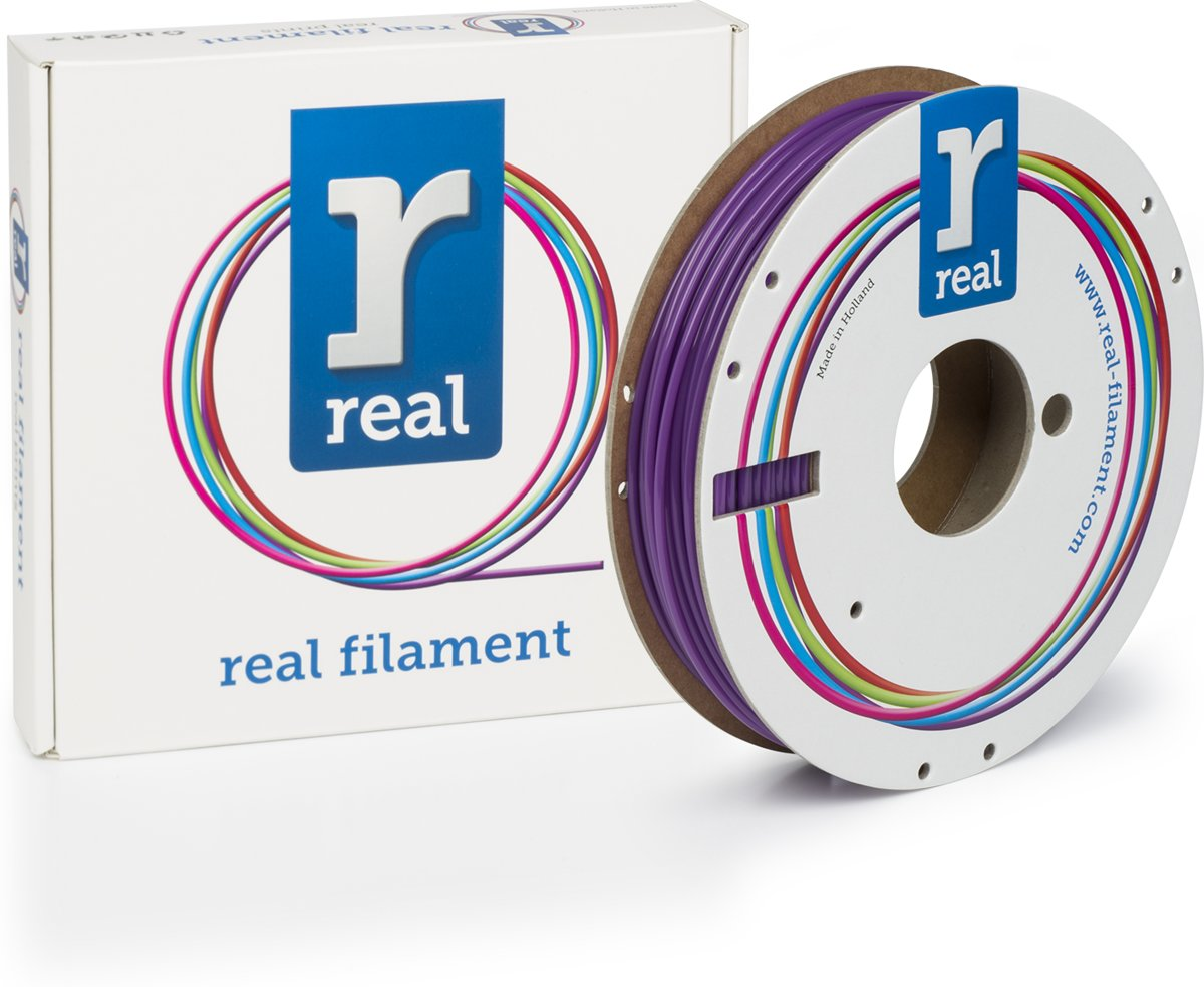 REAL Filament PLA paars 2.85mm (500g)