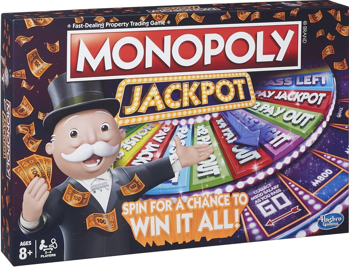 Monopoly Jackpot - Bordspel voor €14,98