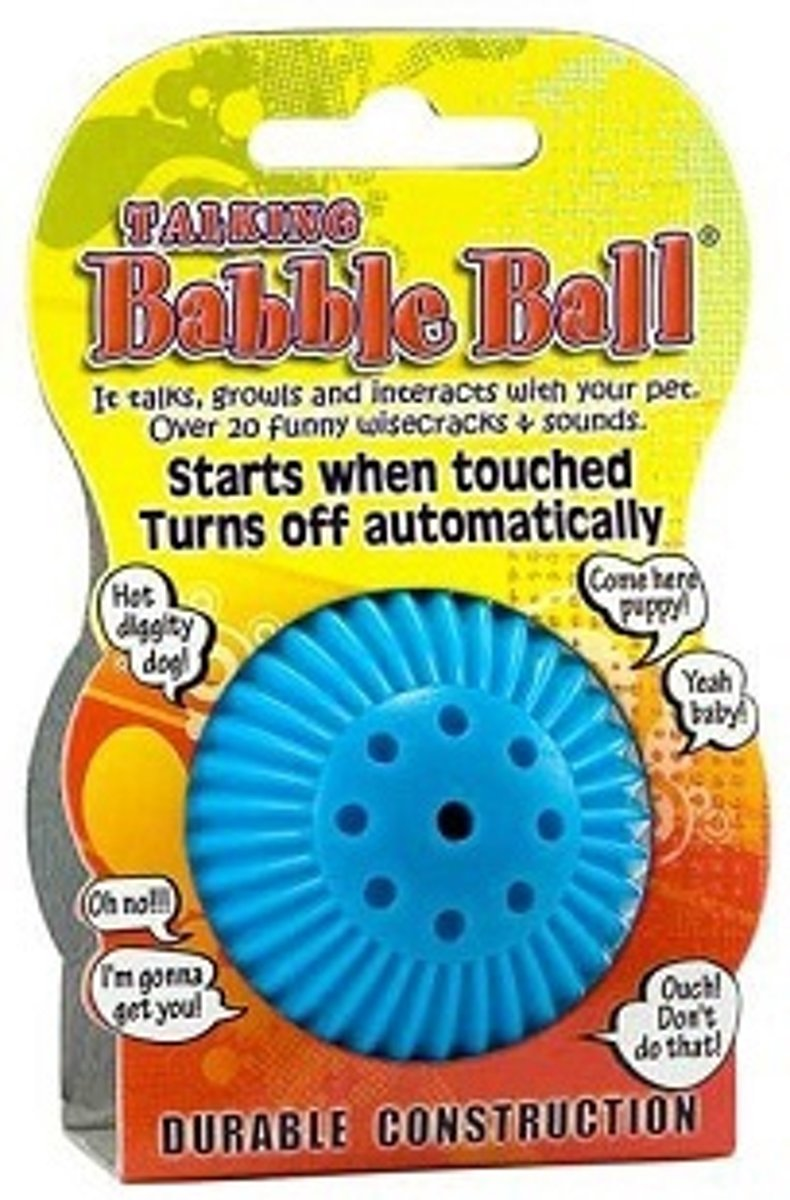 Babble bal small