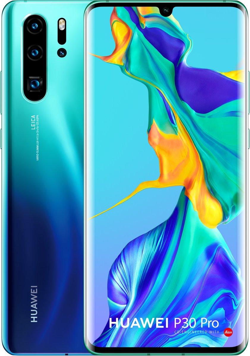 Huawei P30 Pro - 256GB - Dual Sim - Twilight Blauw (Aurora) kopen