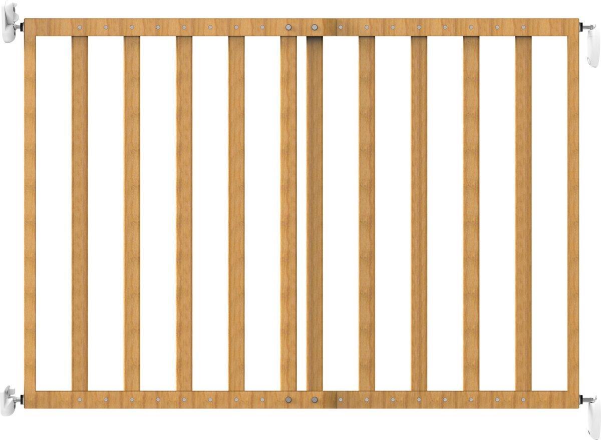 Noma Wall Fix Wood - Traphekje - Blank
