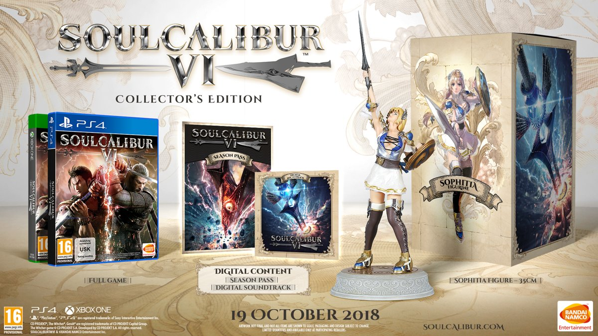 SoulCalibur VI -  Collectors Edition Xbox One
