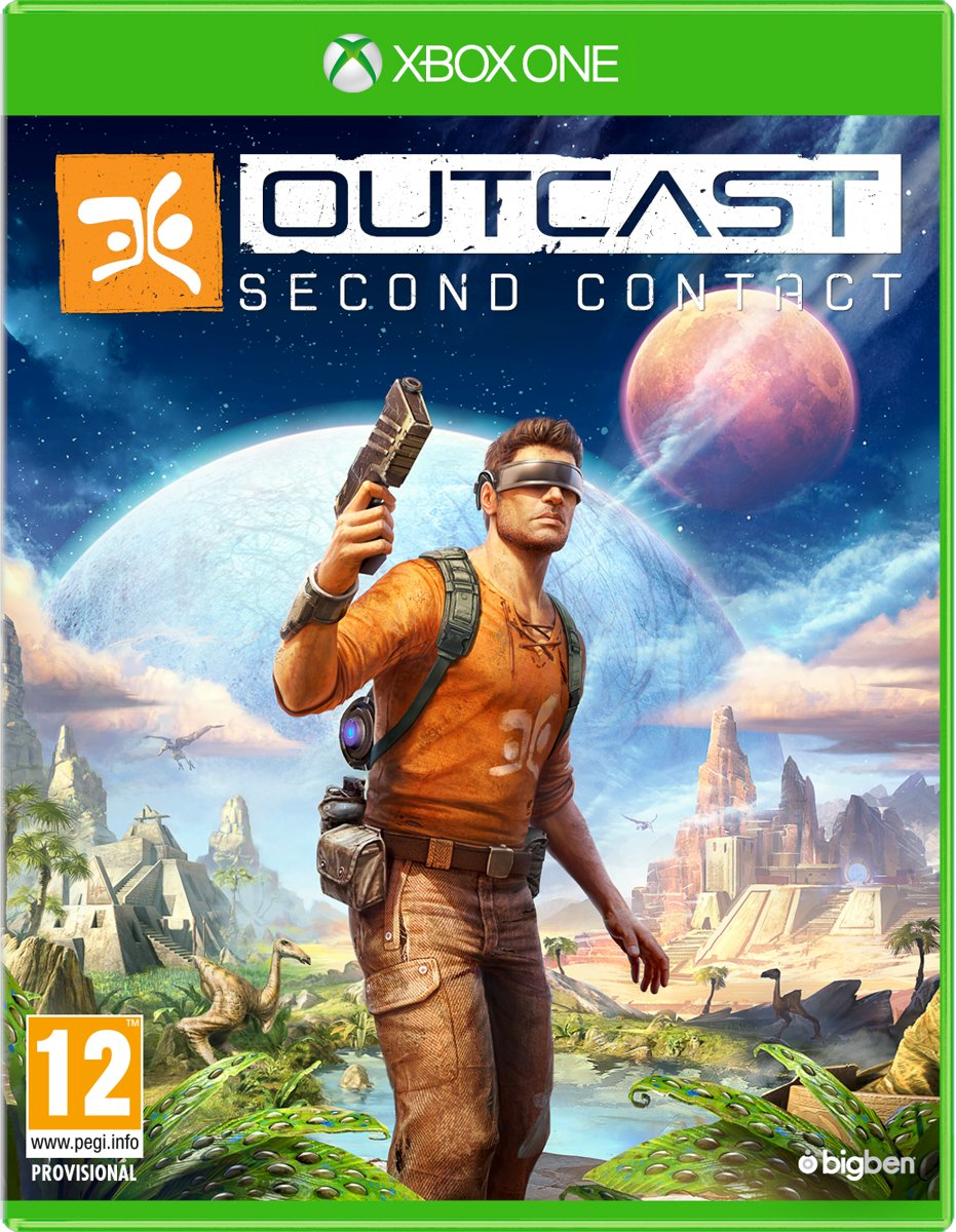 Outcast - Second Contact Xbox One