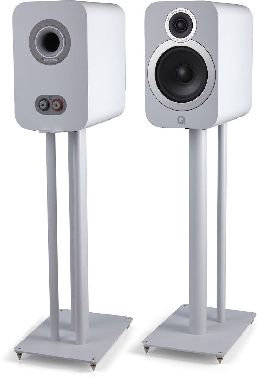 Q Acoustics 3030i Stands - Satijn Wit (Per Paar) kopen