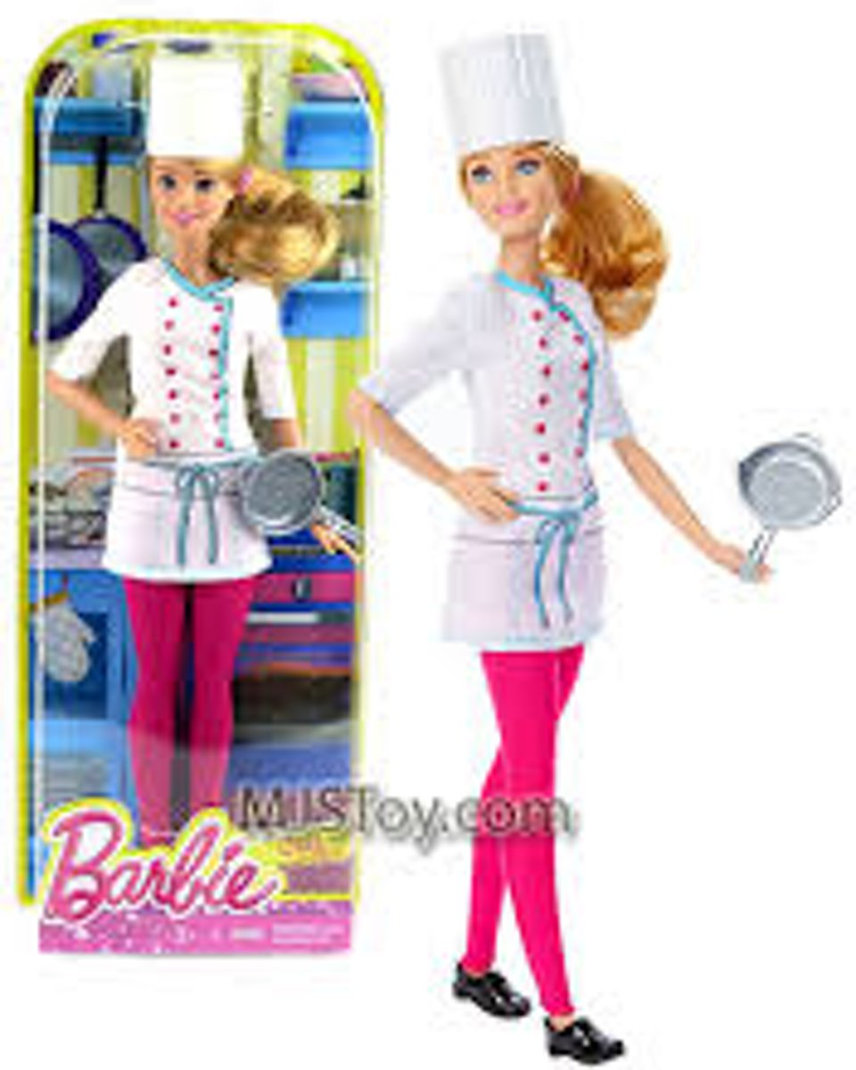 Barbie - Chef