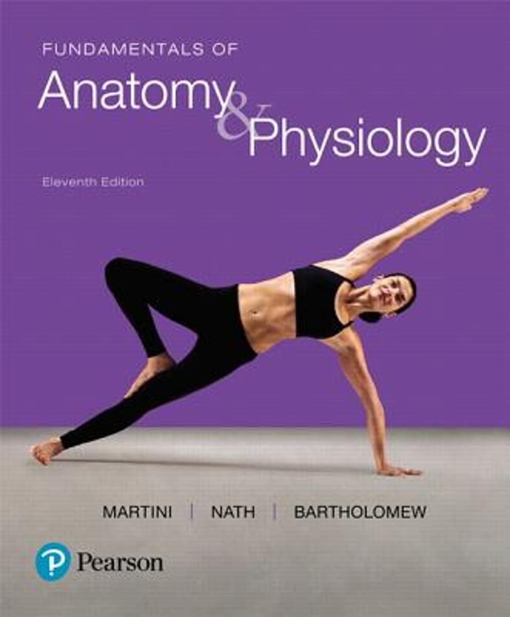 bol.com | Fundamentals of Anatomy & Physiology Plus Masteringa&p ...