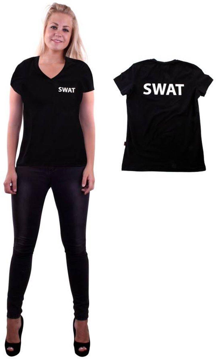 33385722203ec5 SWAT t-shirt dames mt.L