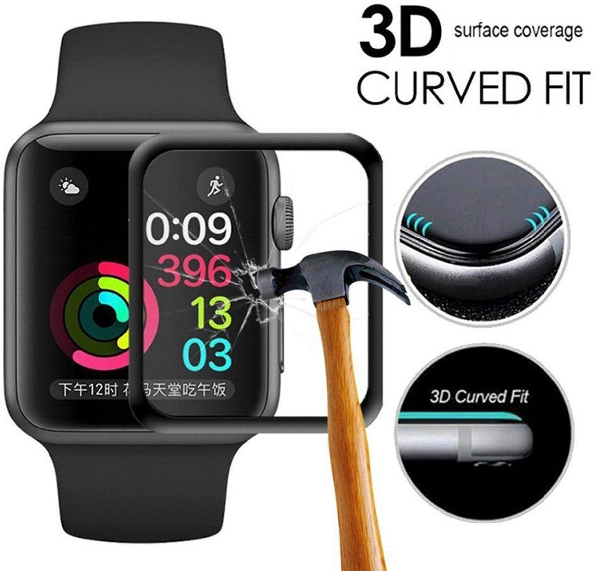 44mm Tempered Glass Screen protector voor Apple Watch 4,Nike kopen