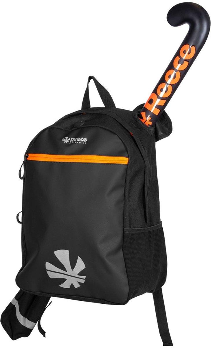 Reece Hockeystickrugzak - UnisexKinderen en volwassenen - zwart - oranje kopen