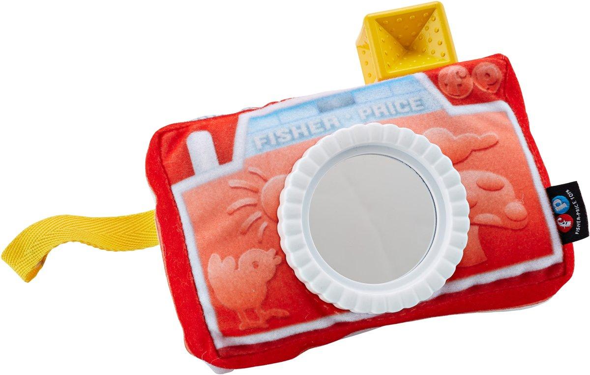 Crinkle Camera Mirror (BRU)