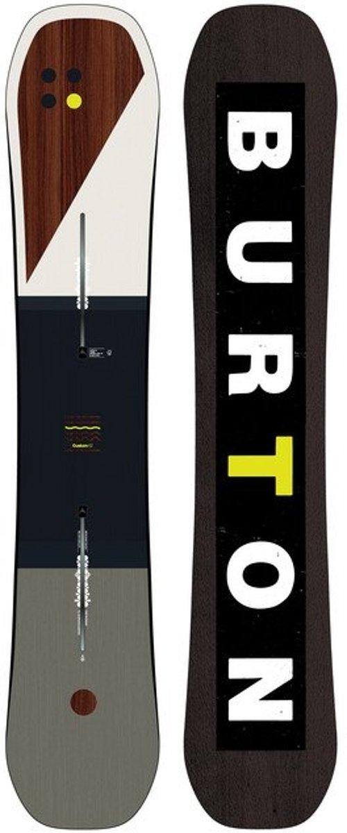Burton snowboard - Custom Flying V - heren - maat 162 cm kopen