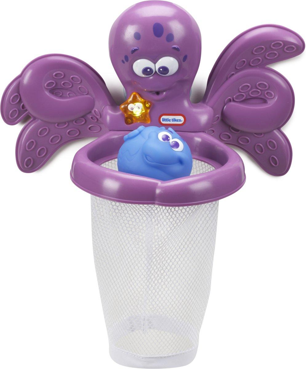 Little tikes badspeeltjes octopus