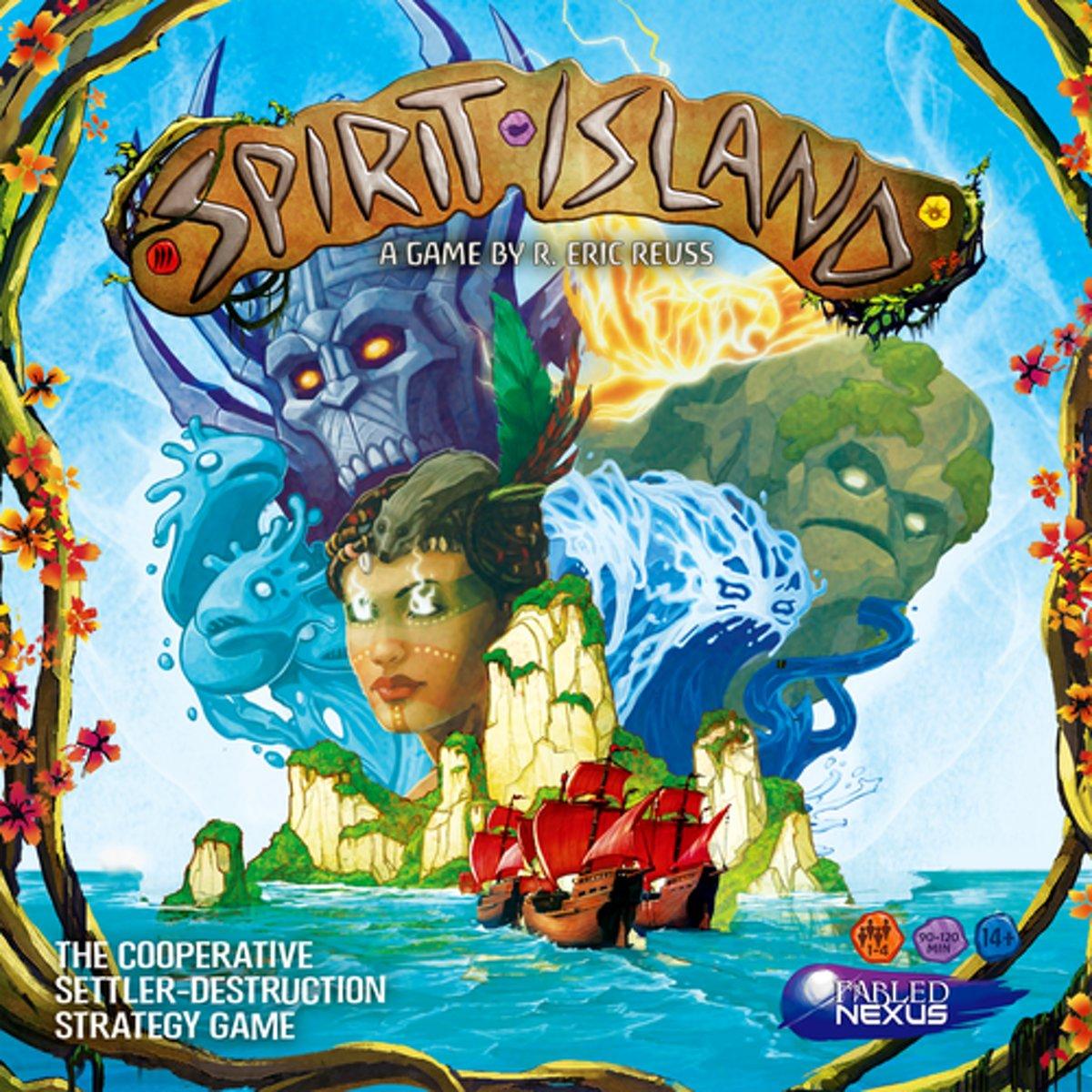 Spirit Island Bordspel (Engelstalig)