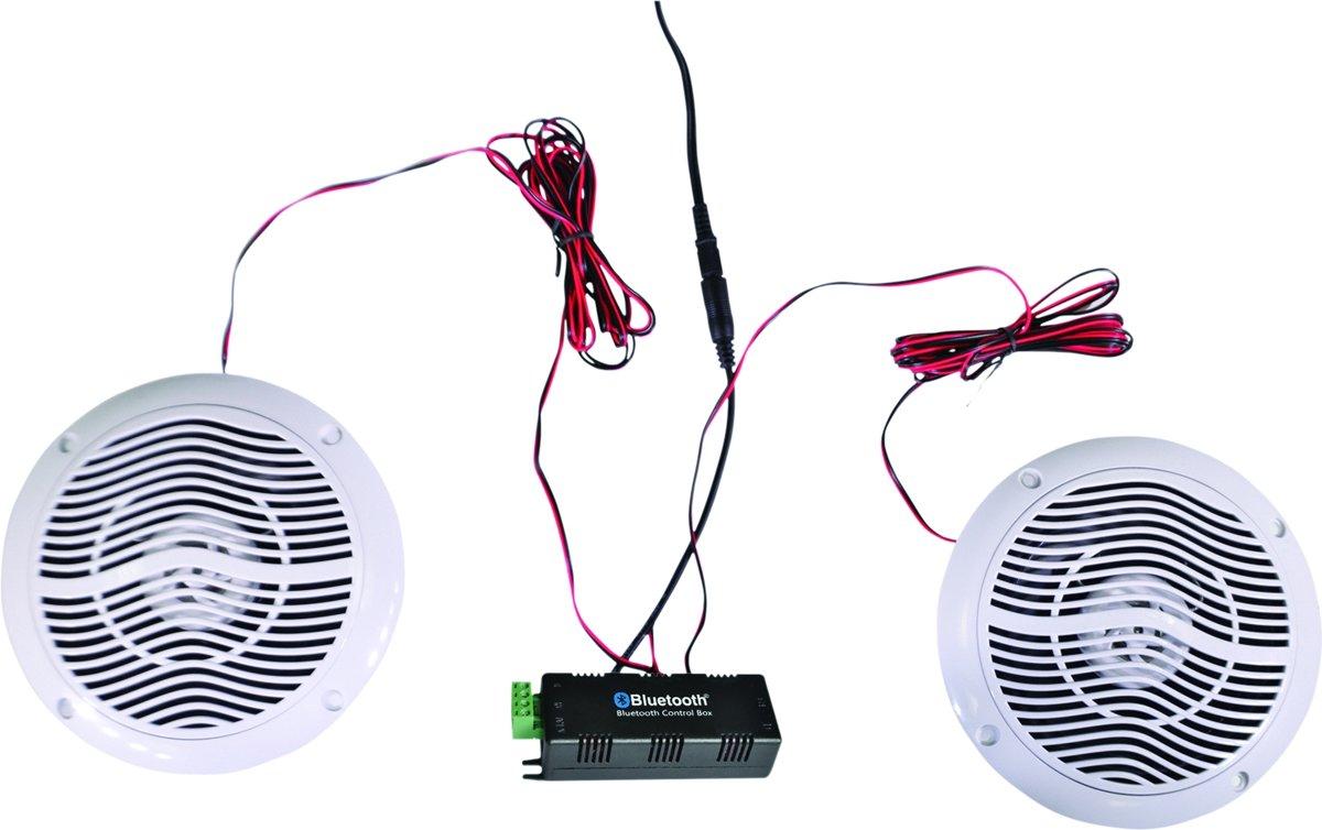 bol.com | E-Audio Bluetooth Plafond Speaker Set
