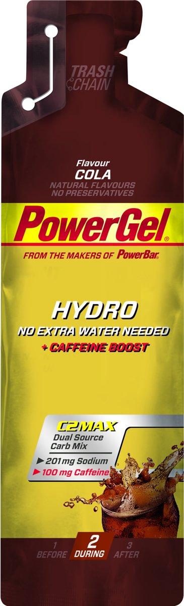 PowerBar Hydro Gel Cola 24x67ml kopen
