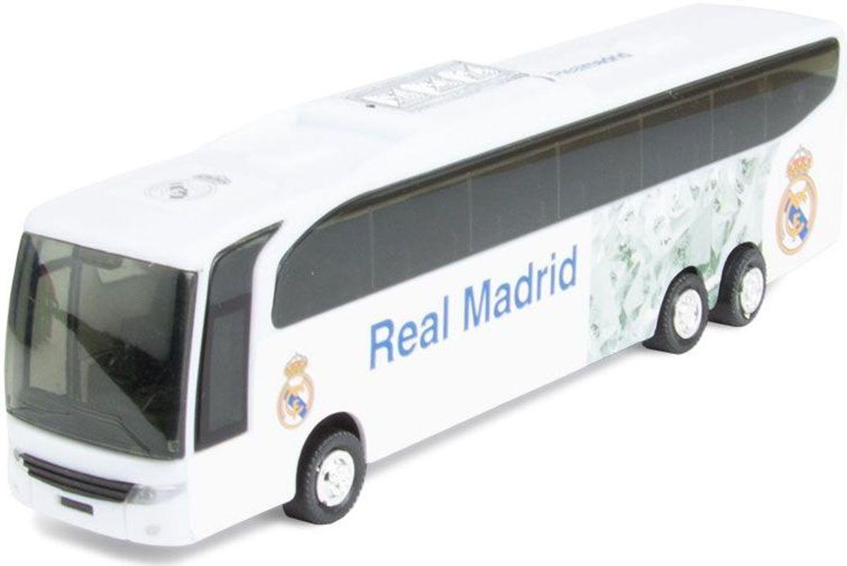 Bus real Madrid: 15 cm
